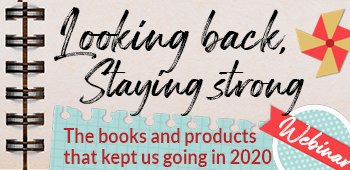 Looking Back, Staying Strong: The books and products that kept us going in 2020 (December 2020)