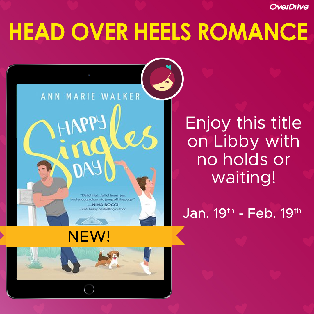 Head Over Heels Romance Reading Group