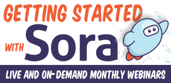 Getting Started with Sora live and on-demand webinars