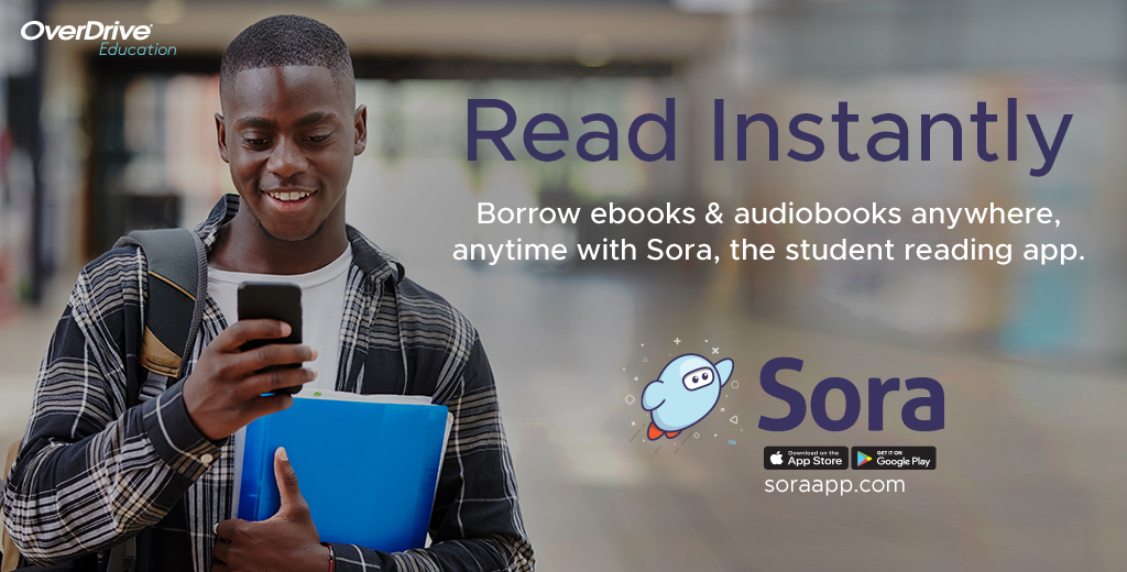 Sora E-books and Audiobooks