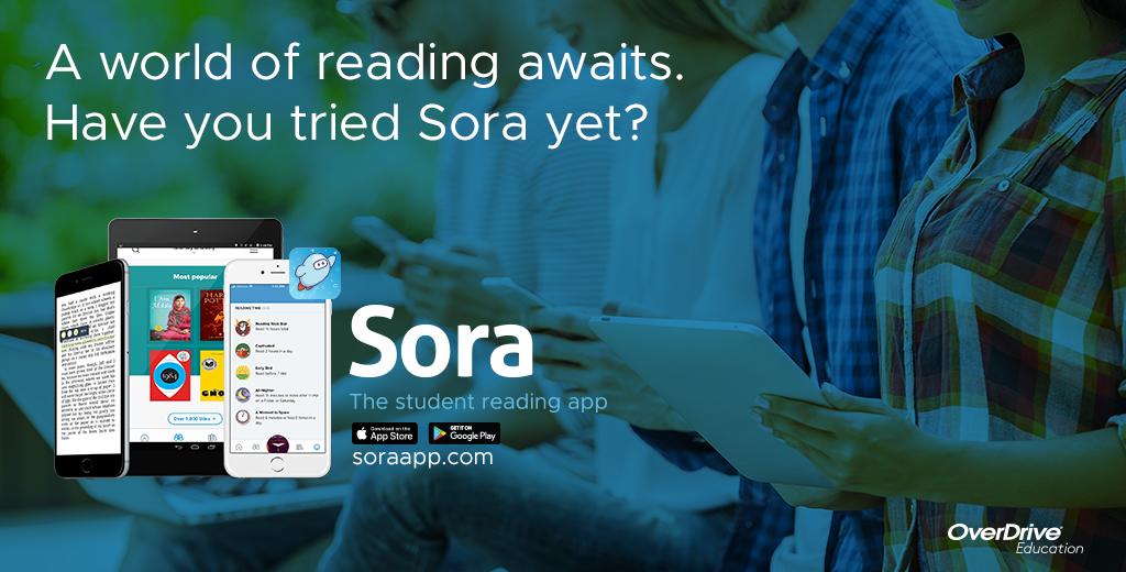 Sora ebook app