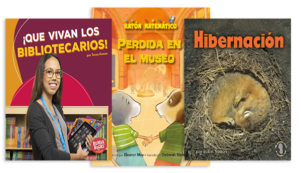 Community Read: Spanish titles